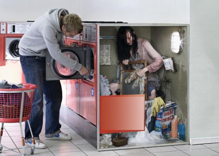 Возврат стиральной машины в магазин