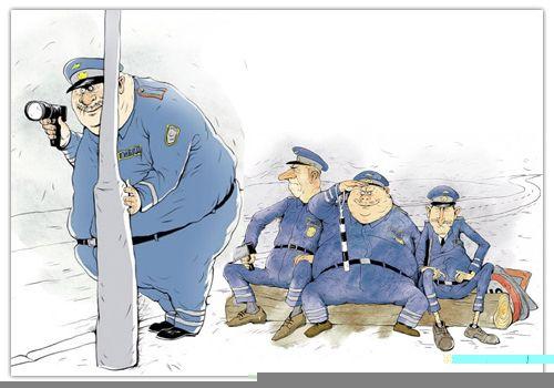 Как подать жалобу на действия сотрудника ГИБДД?