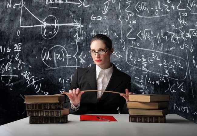 Жалоба на учителя