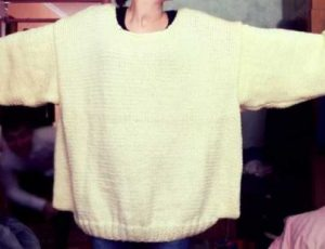 Можно ли вернуть свитер в магазин?