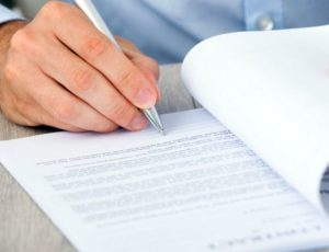 Заключаем договор возмездного оказания услуг с физическим лицом